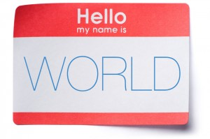 Hello World in Swift and iOS