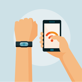 Core NFC Device communications on iOS