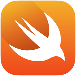 Swift logo - Book